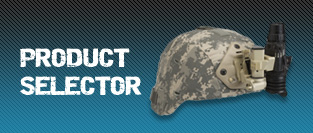 Night Vision Helmet Mount Product Selector